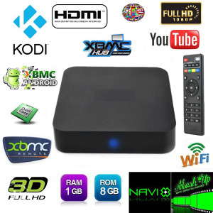 Android box tv Amlogic S805