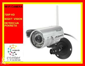 WiFi LAN IP Camera Sricam - VANJSKA KAMERA