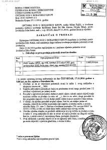 OPEL ASTRA KARAVAN 2002 - SUDSKA PRODAJA