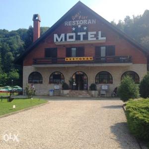 Prodaja zamjena motel Amer Pier