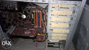 Racunar GAMER (Desktop računar) Grafička 1GB DDR5
