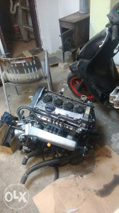 Motor 1.8turbo AGU