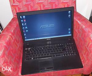 LAPTOP ASUS i7 2.GEN 3,5GHz,4GB DDR3 1600MHz,Intel3000