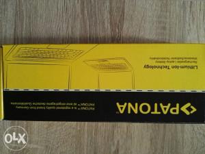 Baterija nova za laptop TOSHIBA