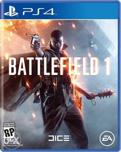 BATTLEFIELD 1 PS4 PLAYSTATION 4+ GRATIS HIT IGRE