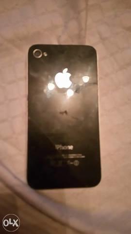 Crni iPhone