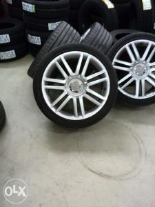 Original Audi felge