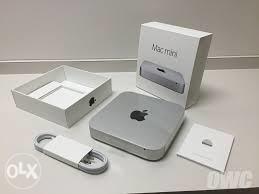 Mac mini i5, late 2014, Sierra MacOS