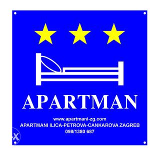 Apartman Cankareva Zagreb