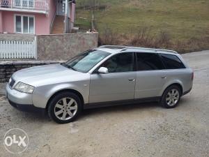 Audi A6 karavan quattro 2.5TDI 132kw