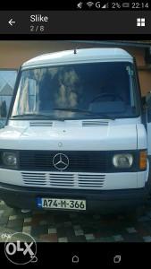 Kombi Mercedes benz 208