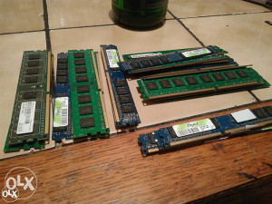 Ram ddr3 1600MHz 4Gb više komada 8Gb 16Gb 12Gb