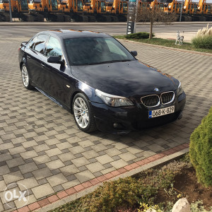 Bmw 525d e60 M paket Sport Edition Facelift