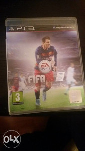 Fifa 16 2016 PS3 PlayStation 3