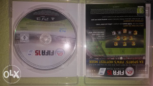 Fifa 15 2015 PS3 Play station 3