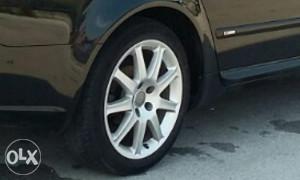 Felge 17 Audi