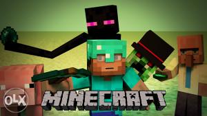 Minecraft Premium sa SQ