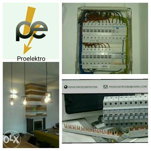 Elektro usluge - Električar 061 450 202