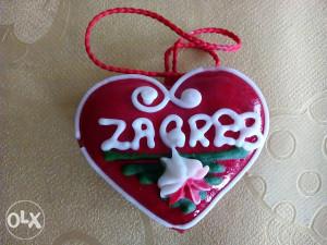 Licitarsko srce ZAGREB