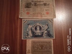 Novcanice stare njemacke marke
