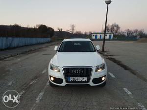 Audi Q5 2.0 TDI Quattro 125 kw S-Tronic Model 2011