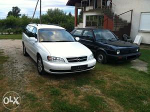 Opel omega 2.5 dti 2002 god karavan