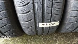 4x zimske gume 215/55/17 Miselin