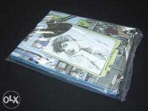 Plava bilježnica / FIBRA