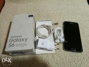 Samsung Galaxy S6 Edge 32gb full