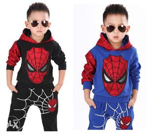 Spiderman trenerka komplet 2-7 god