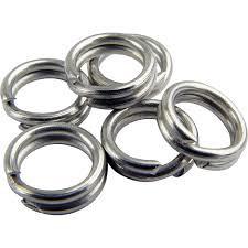 Mustad celicni Splitt Rings 12mm