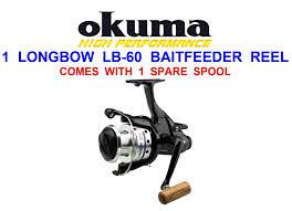 Okuma mašinica/rola Longbow BaitFeeder LB-20 5 1bb