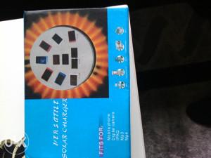Solarni punjac power bank