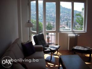 URBANLIVING Lijep namješten 2,5 soban stan
