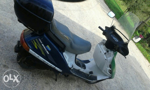 Honda spacy 125