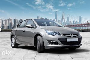 Opel Astra Benzin 2016 Već Od 50 KM