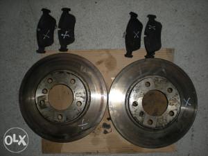 BMW E46 diskovi i plocice