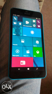 Microsoft Lumia 640xl dual-sim