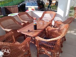 pletene stolice