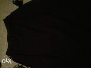 duga crna suknja xxl