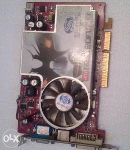 Saphire Radeon x1600