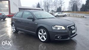 Audi A3 S line stranac