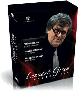 Lennart Green - Green Magic - DVD DL