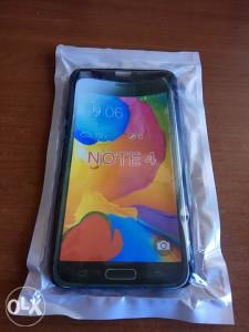 Maska/oklop za mobitel Samsung Note 4
