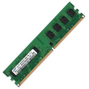 2GB DDR2 jedan mudul