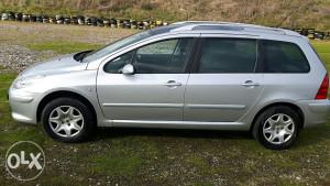 Peugeot 307 1.6 hdi 2005 god 66 KW tek uvezen