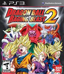 PS3 DRAGON BALL RACING BLAST 2 062/325-468