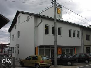 Poslovni objekat u Bihaću