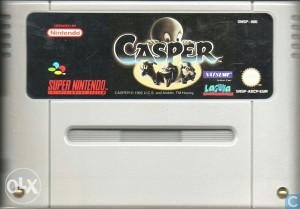 Super Nintendo Casper NES SNES