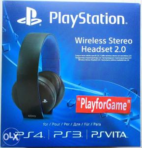 PlayStation 4 (PS4) Slušalice